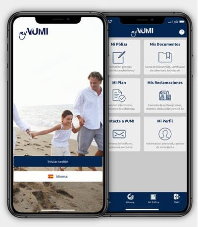 Мобильное приложение позволяет контролировать текущие параметры своего полиса