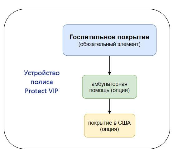 Как устроен полис Protect VIP страховой компании VUMI